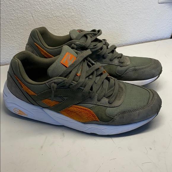 puma trinomic sneakers